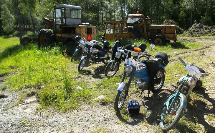 6-juni-mopeder