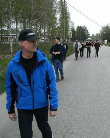 Väl framme i Tibro såg alla fram emot dagens evenemang. Med stora kliv sattes det fart mot utställningsområdet. Här fanns det att välja på...vi visar bara ett litet axplock därifrån