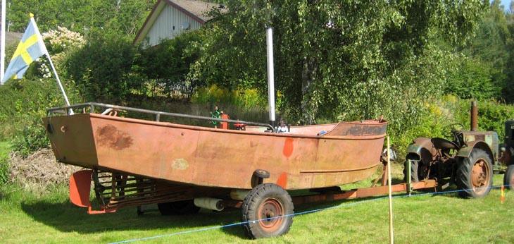 Stålbåt