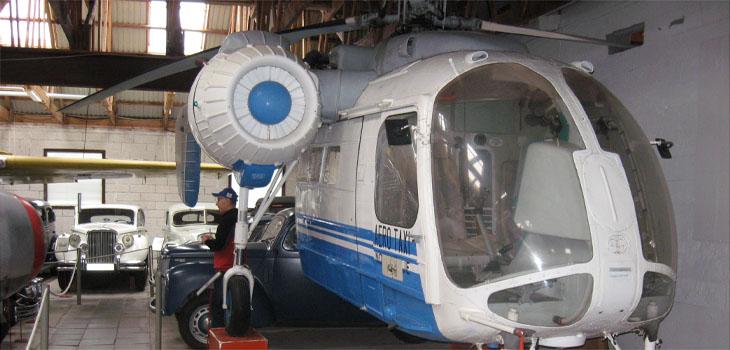 Denna helikopter var ju förra bilen mer lik så var det verkligen en bil eller ej....