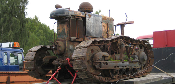 OFbandtraktor
